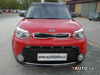 Prodám Kia Soul 1,6 GDI AUTOMAT