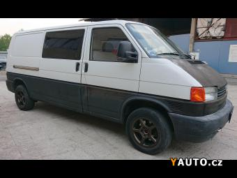 Prodám Volkswagen Transporter 2, 5 TDi