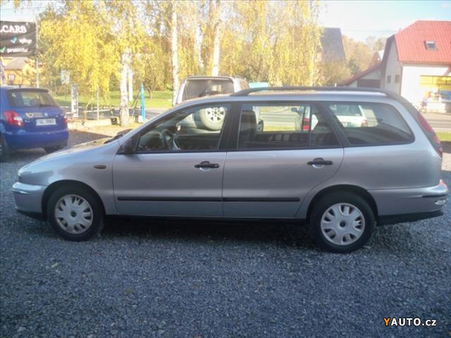 Prodám Fiat Marea 1.6 KLIMATIZACE