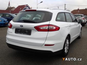 Prodám Ford Mondeo 2,0TDCi 150PS jen 66oooKM Zadá