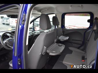 Prodám Ford Tourneo Courier 1,6TDCi 1, Maj, Climatr, Alu kola