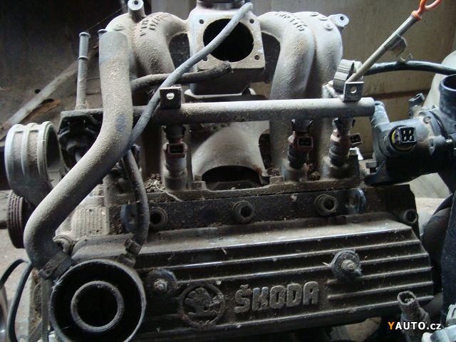 Prodám Škoda Felicia 1,3