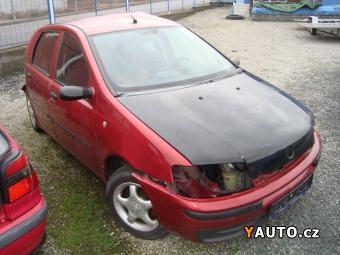 Prodám Fiat Punto 1,3