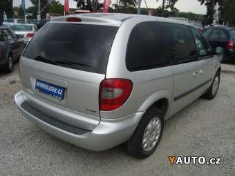 Prodám Chrysler Voyager 2,5CRD 1. majitel