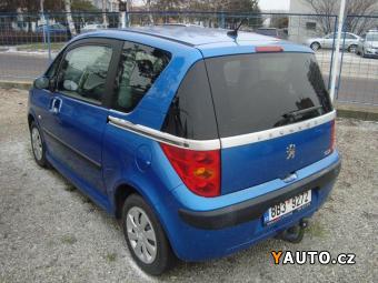 Prodám Peugeot 1007 1,4HDI
