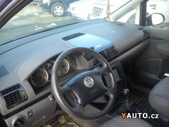 Prodám Volkswagen Sharan 1.8T, Bez nutných investic