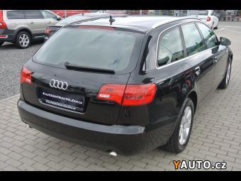 Prodám Audi A6 3.0 TDI Avant quattro tiptroni