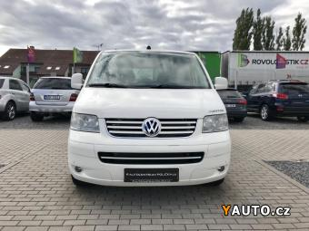 Prodám Volkswagen Multivan 2.5 TDI 128 kW UNITED