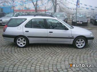 Prodám Peugeot 306 1,9 D kombi