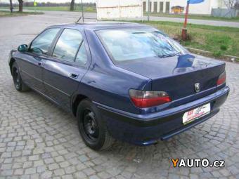 Prodám Peugeot 406 1,9 STDT