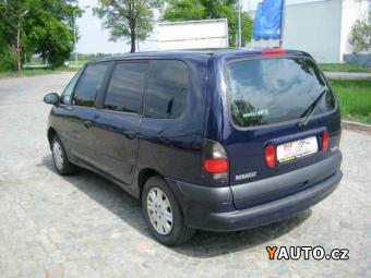 Prodám Renault Espace 2,0 7 míst