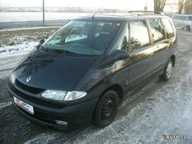 Prodám Renault Espace 2,0 i RXE
