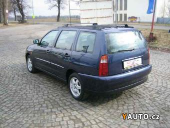 Prodám Volkswagen Polo 1,6 Variant