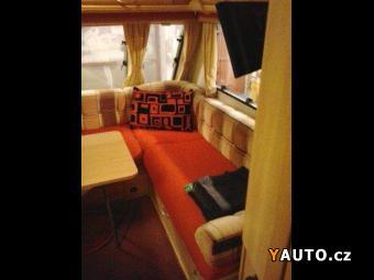 Prodám Přívěs osobní karavan Amethyst