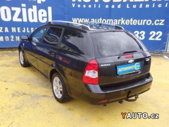 Prodám Chevrolet Nubira 1.8i LPG