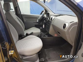 Prodám Ford Fusion 1.6 Mpi