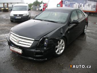 Prodám Cadillac STS 3.6i V6, LPG, 189kw