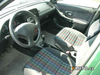 Prodám Peugeot 306 2,0 + LPG, KLIMA