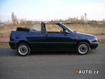 Prodám Volkswagen Golf 1,8 1,8 KABRIO