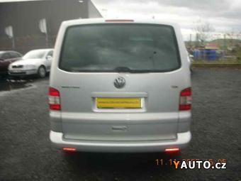Prodám Volkswagen Multivan 2,5 2,5TDI NAVI