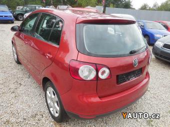 Prodám Volkswagen Golf Plus 2.0 TDi