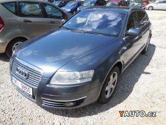 Prodám Audi A6 AVANT 2.7 TDi