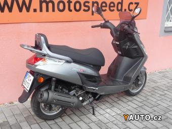 prod m kymco yager gt 125 prodej ostatn motorky. Black Bedroom Furniture Sets. Home Design Ideas