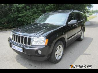 Prodám Jeep Grand Cherokee 5,7L HEMI LIMITED