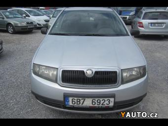 Prodám Škoda Fabia 1,2 HTP 47 kW, klima