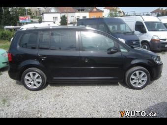 Prodám Volkswagen Touran 1,2 TSi 77kW Comfortline