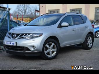 Prodám Nissan Murano 2.5 DCi Max. výbava, CZ původ