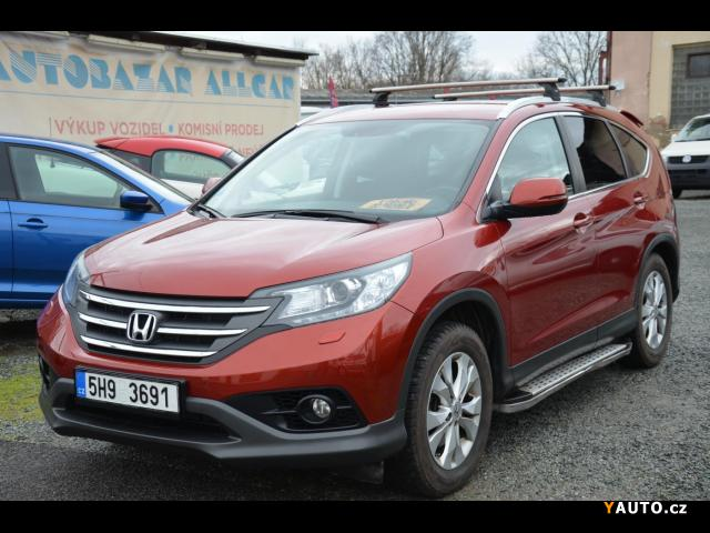 Prodám Honda CR-V 2.2 CDTi Lifestyle