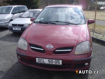 Prodám Nissan Almera Tino 2,2 DTi
