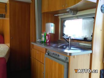 Prodám Burstner Flipper 430 TS Caravan