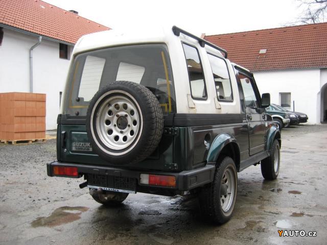 prod m suzuki samurai 1 9 d 4x4 pick up long prodej suzuki samurai osobn auta. Black Bedroom Furniture Sets. Home Design Ideas