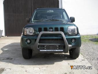 Prodám Suzuki Jimny 1.3, 4x4, 2001