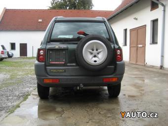Prodám Land Rover Freelander 1.8, 4x4