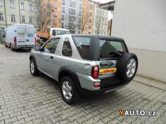 Prodám Land Rover Freelander 2.0 Td4 SPORT, 4x4, klima
