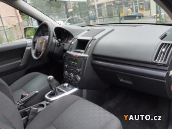 Prodám Land Rover Freelander 2.2 TD4, 4x4, možnost odpočtu