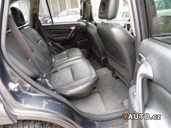 Prodám Toyota RAV4 2.0 D-4D Bez koroze