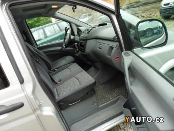Prodám Mercedes-Benz Vito 115CDi Bez koroze, SERVISKA