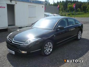 Prodám Citroën C6 3.0 HDI, EXCLUSIVE