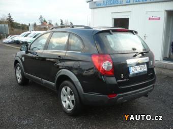 Prodám Chevrolet Captiva 2.0 CDTI, DIGI KLIMA, 4x4