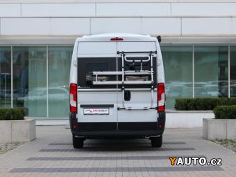 Prodám Bavaria-Camp V630FX 2.3 JTDM 130k vestavba