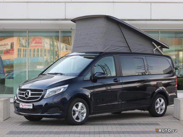 Prodám Mercedes-Benz Marco Polo 250 d 4M 7G LED Nav