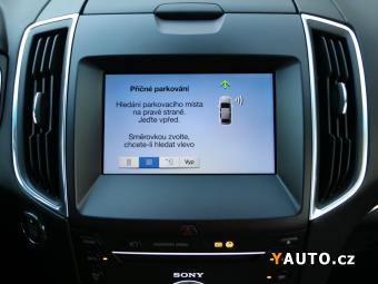 Prodám Ford Edge 2.0 TDCi 210k AWD Tiptr. ST-Li