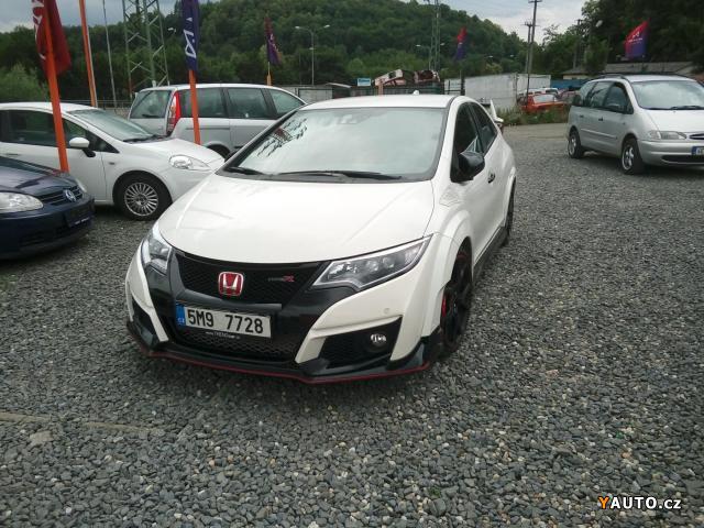 Prodám Honda Civic 2.0 TYPE R