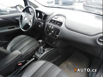 Prodám Fiat Punto Evo 1.4 i LPG