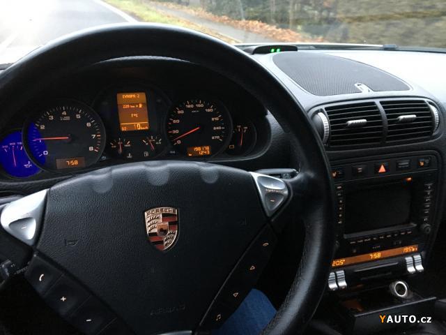 Prodám Porsche Cayenne 2, 5TDI