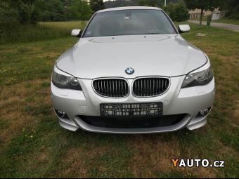 Prodám BMW Řada 5 535d M paket